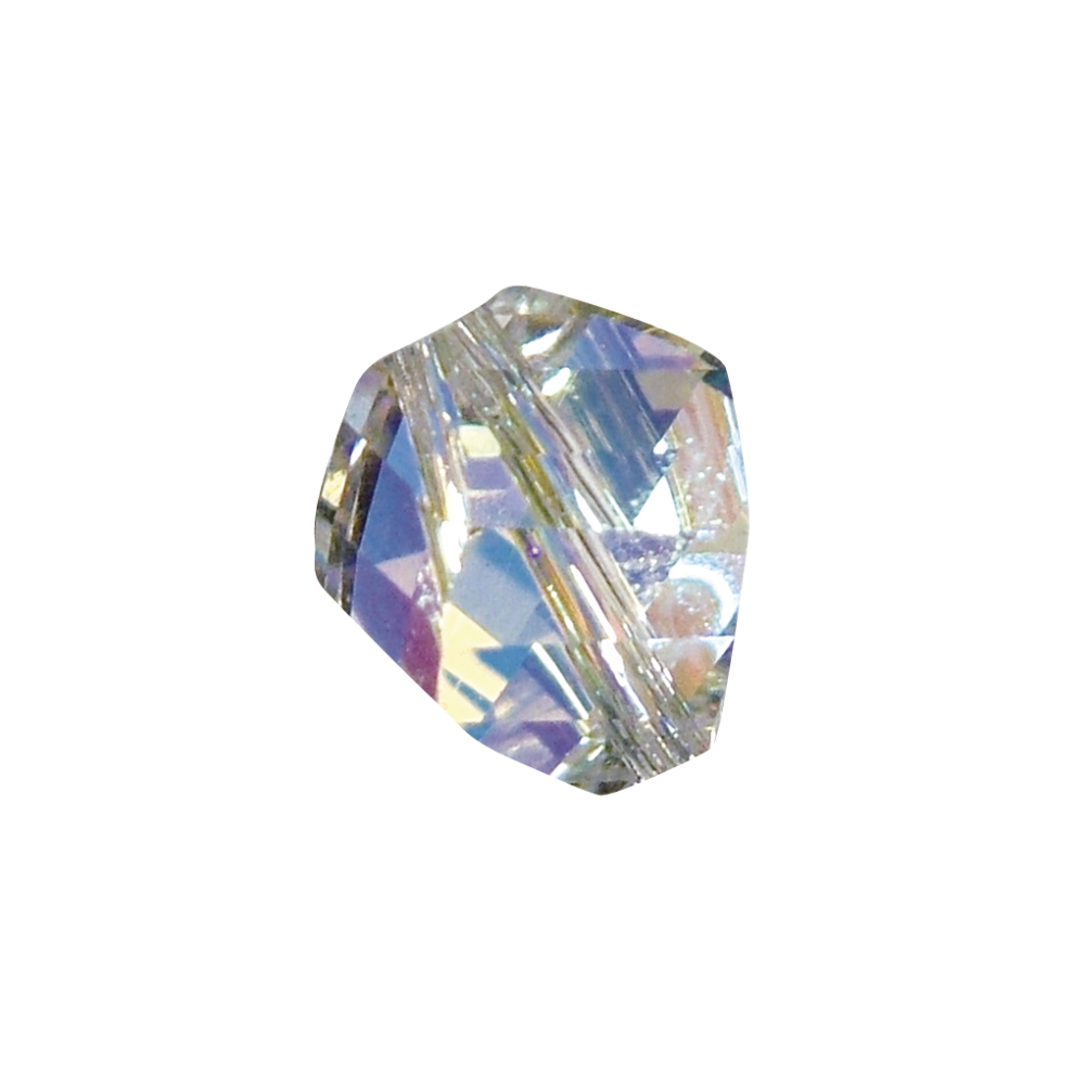 Swarovski Kristall-Helix-Perle, 6 mm, Dose 10 Stück