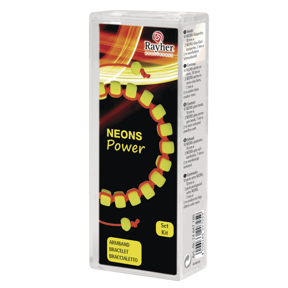 BP Neons- Armband
