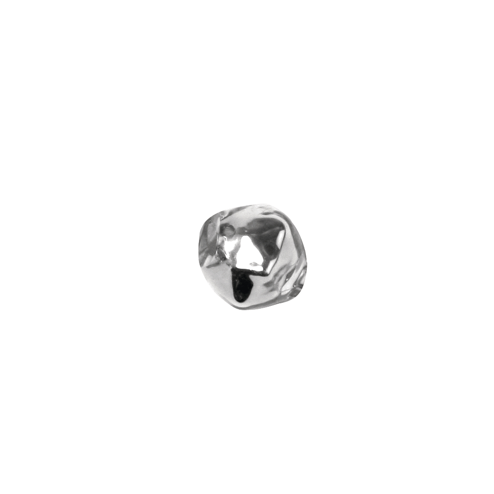 Glas-Rautenperlen, 6 mm ø, Dose 22 Stück