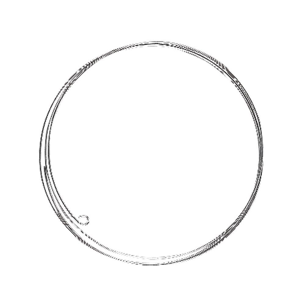 Spiralhalsreif, 52cm, SB-Btl 1Stück