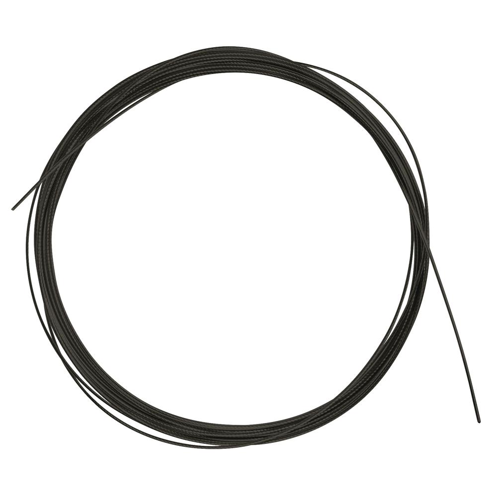 Nylon coated Schmuckdraht, 0,5mm ø, kunststoffummantelt, SB-Btl 2m