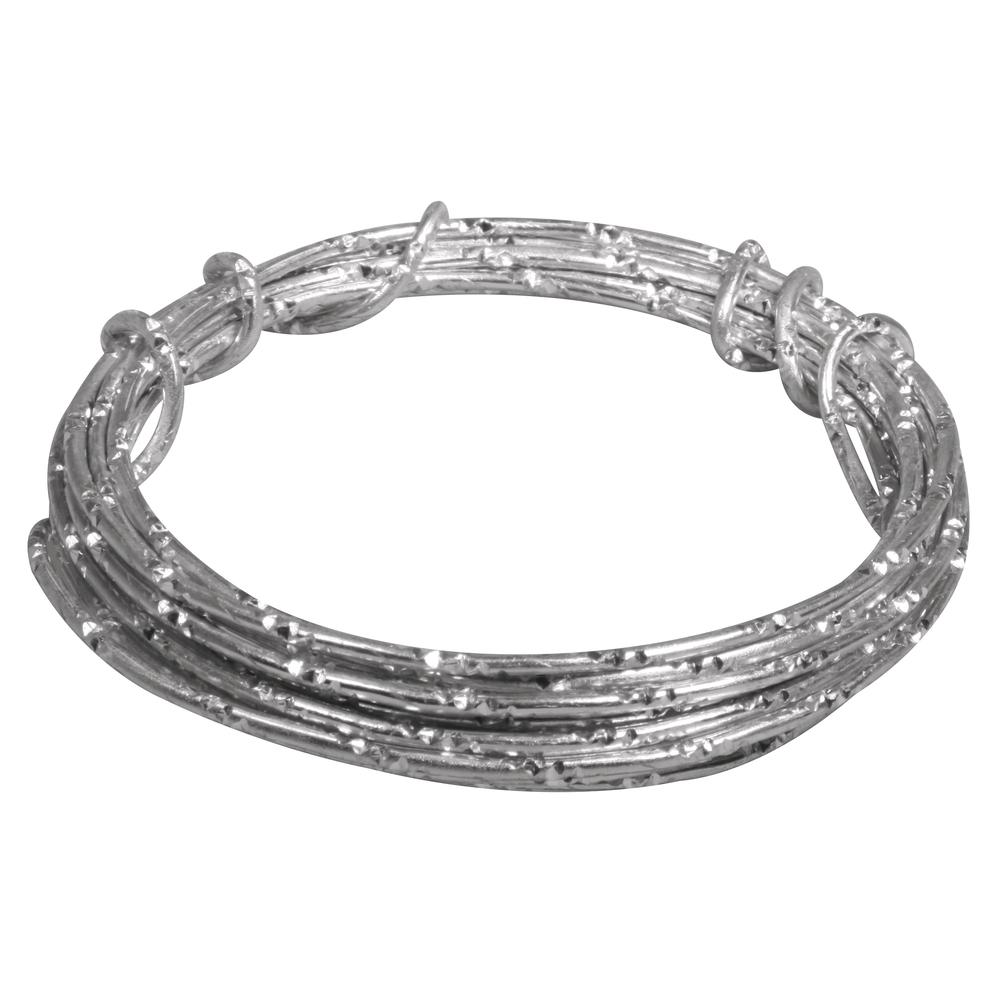 Aludraht  Diamant  extrem formbar, 2mm ø, SB-Btl 2m