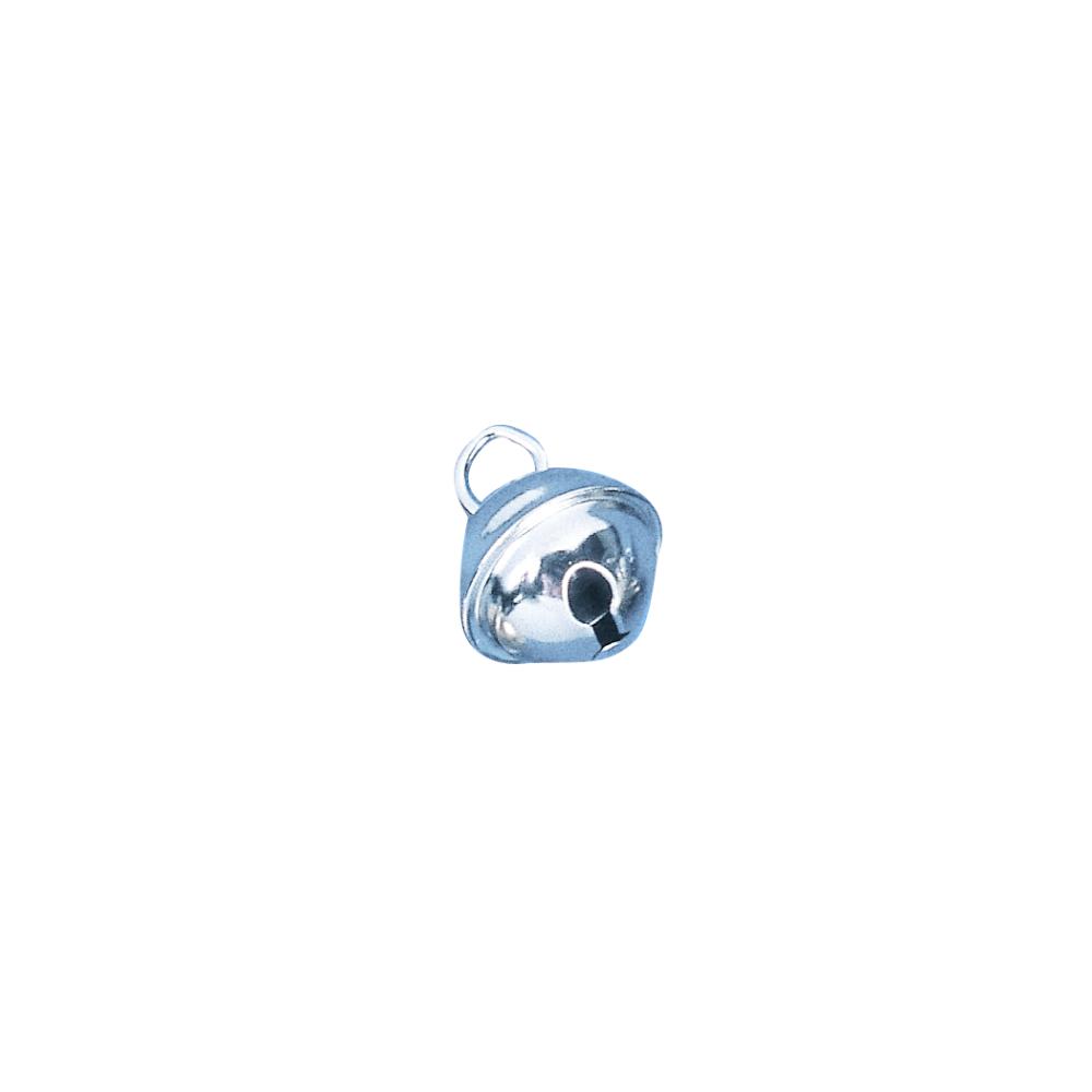 Metallglöckchen (kugelförmig), SB-Btl. 10 Stück, 9 mm ø