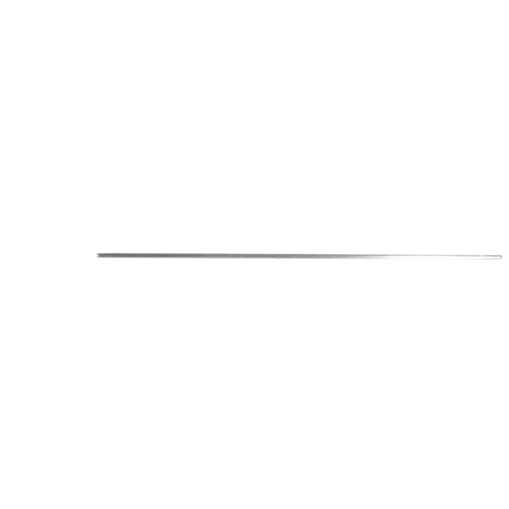 Metallstab, 5mm ø, 45cm, Pulverbeschichtung, Bund 2Stück