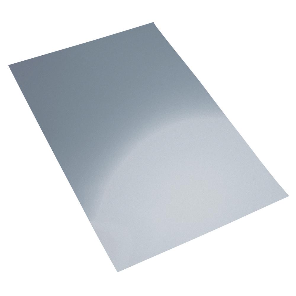 Alu-Spiegelfolie, 20x30 cm, Beutel 1 Stück
