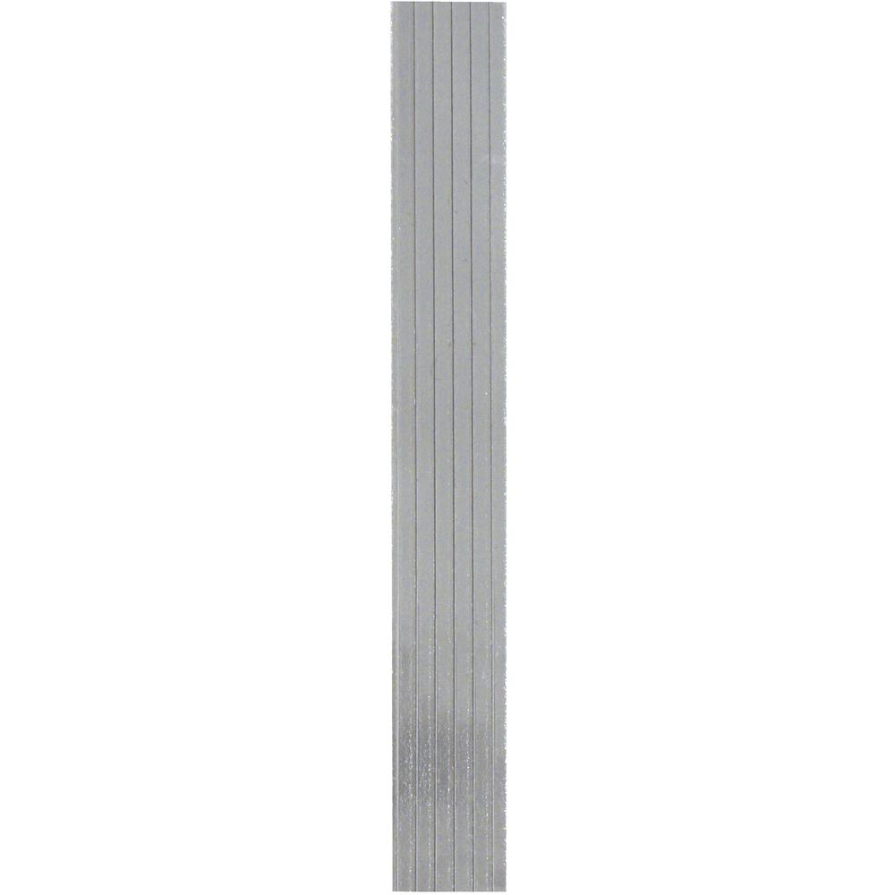 Wachszierstreifen, flach, 20/0,3 cm, SB-Btl. 13 Stück