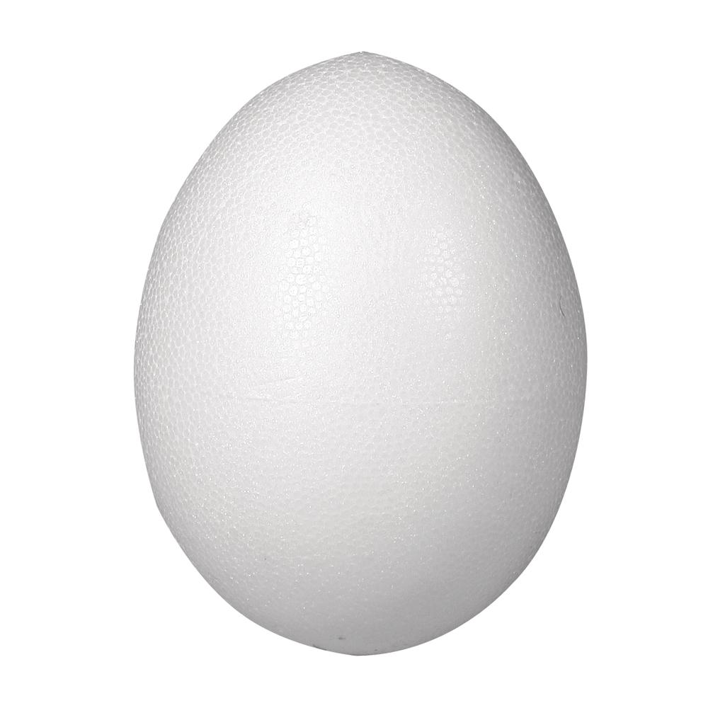 Styropor-Eier, 10cm, voll