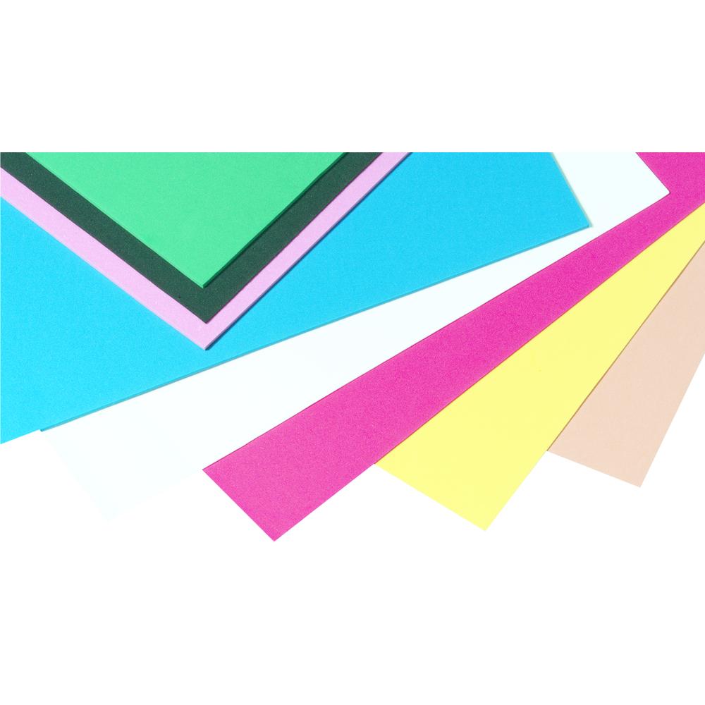 Moosgummi Platte, 70x50x0,3cm