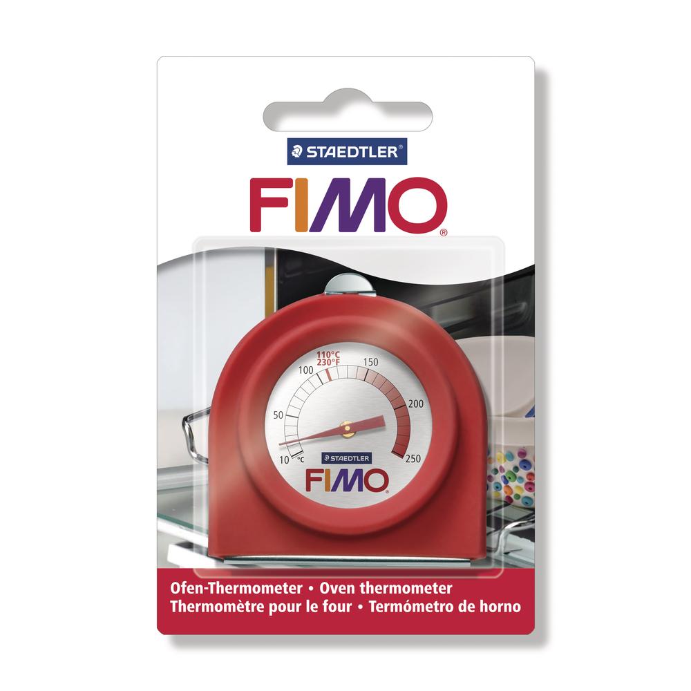 Fimo Ofen Thermometer, SB-Blister 1Stück