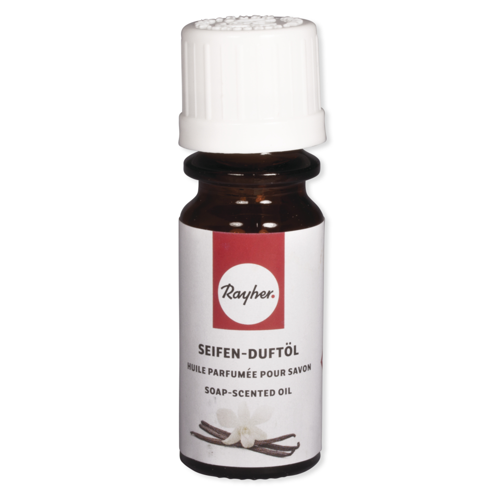 Seifen-Duftöl Vanille, SB-Box 10ml