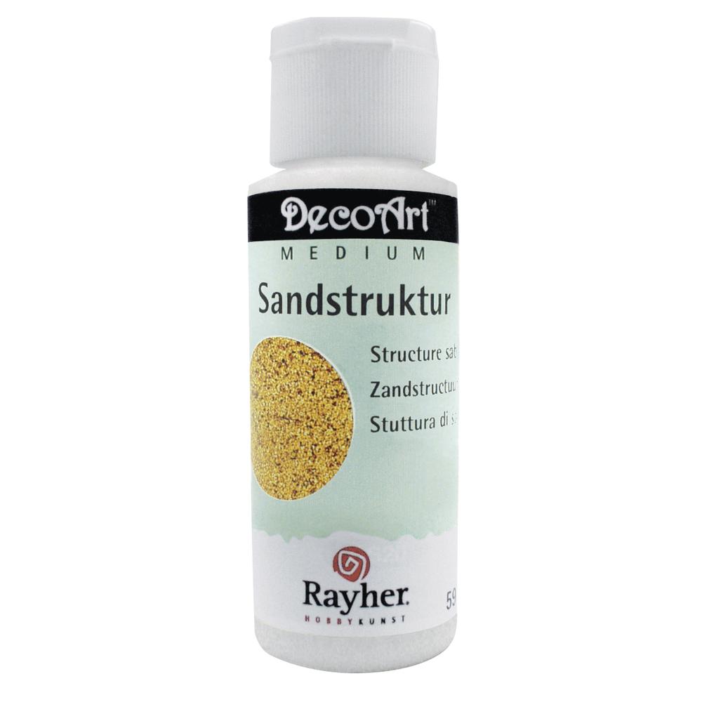 Sandstruktur-Medium, Flasche 59 ml