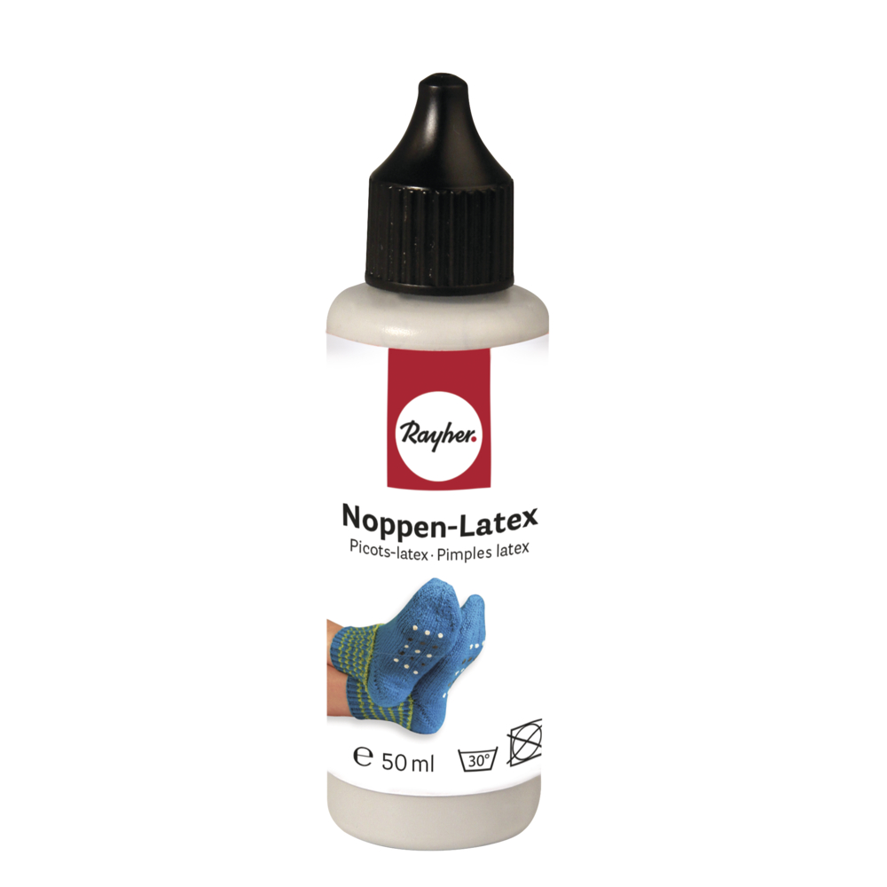 Noppen-Latex, Flasche 50 ml
