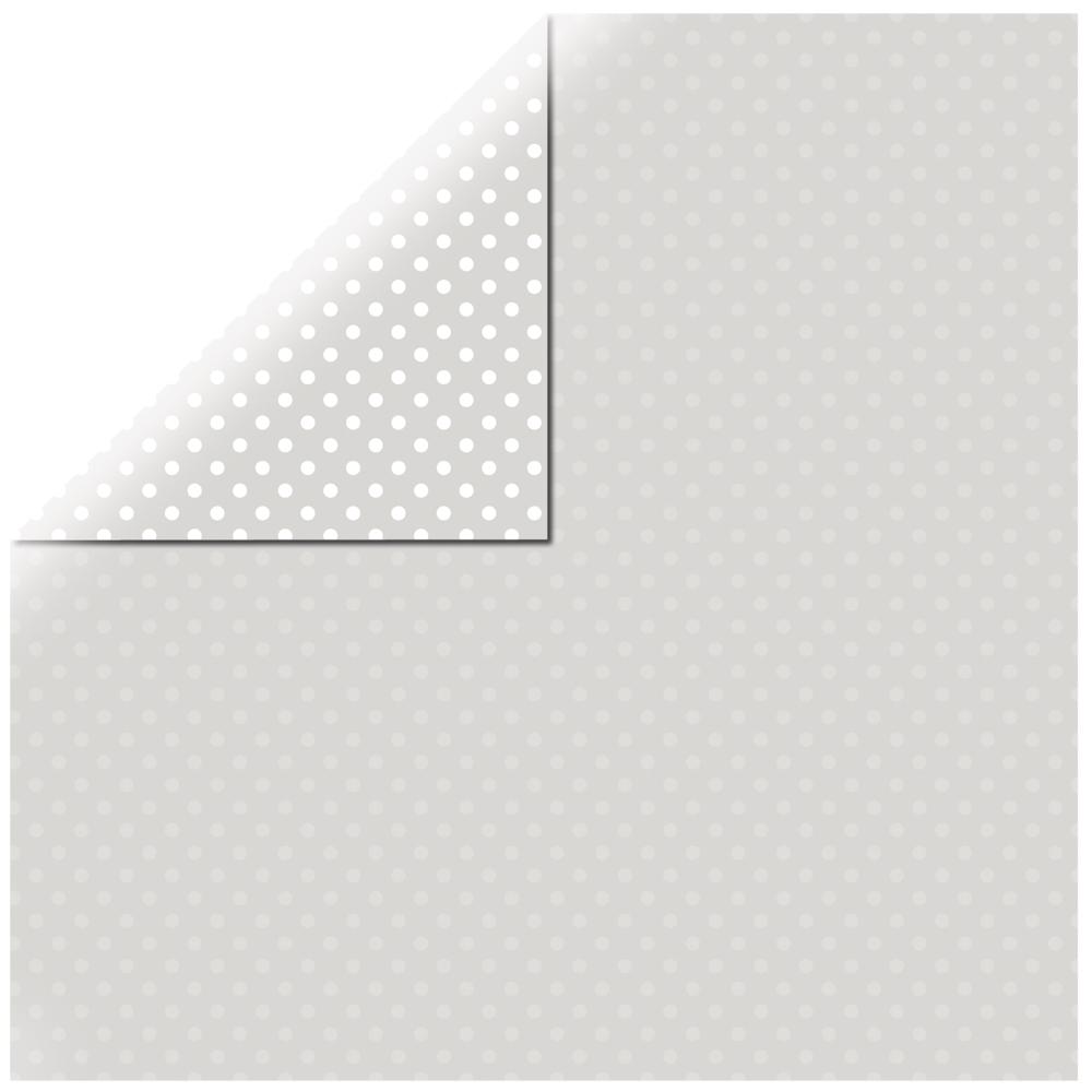 Scrapbookingpapier  Dots&Stripes , 30,5x30,5cm, 180g/m2