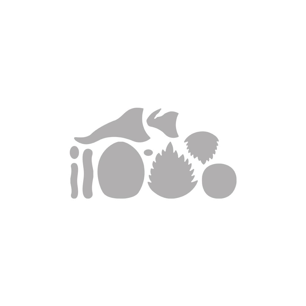 Stanzschablonen Wichtelfreunde, 0,7-3,8cm x 0,5-5,6cm, 10-teilig