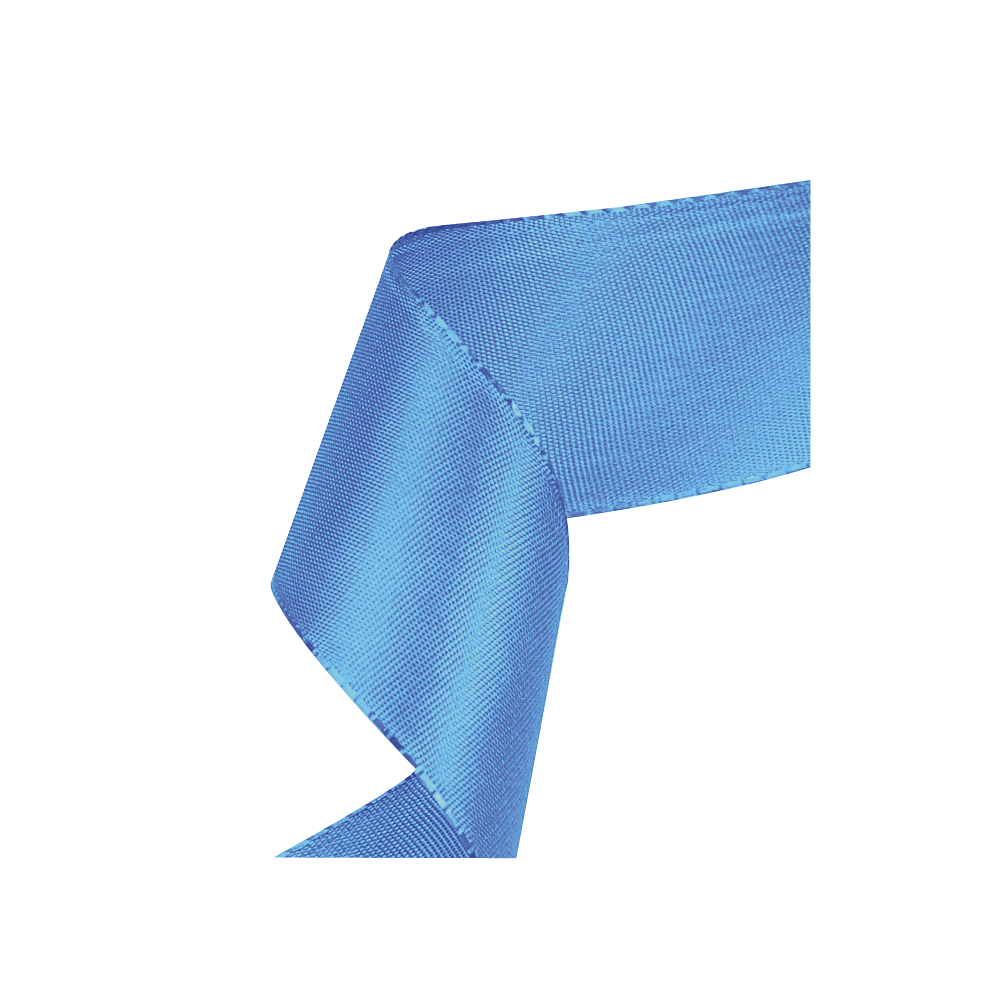 Taftband mit Webkante, 40 mm, Rolle 50 m