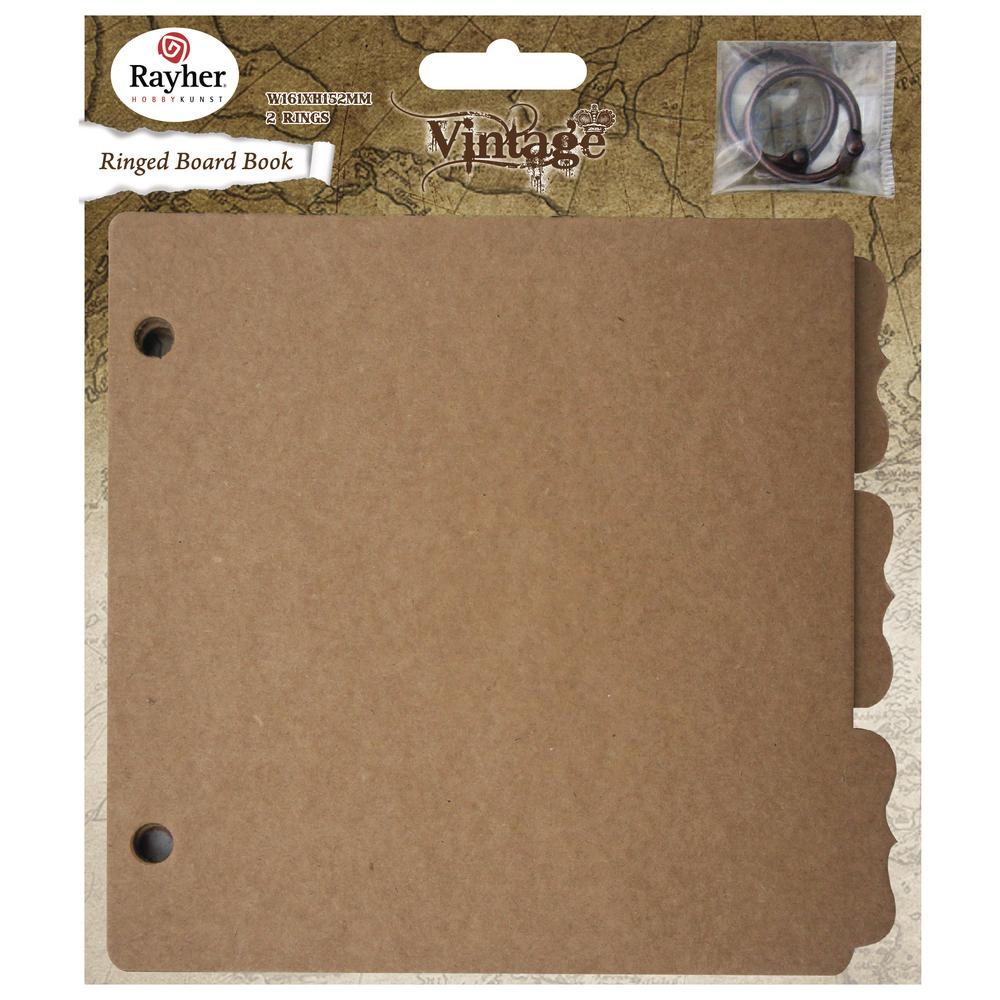Ringbuch, 16,1x15,2cm, SB-Btl 1Stück