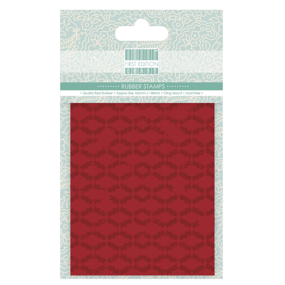 Rubber Stamp A6- Kaleidoscope, SB-Btl