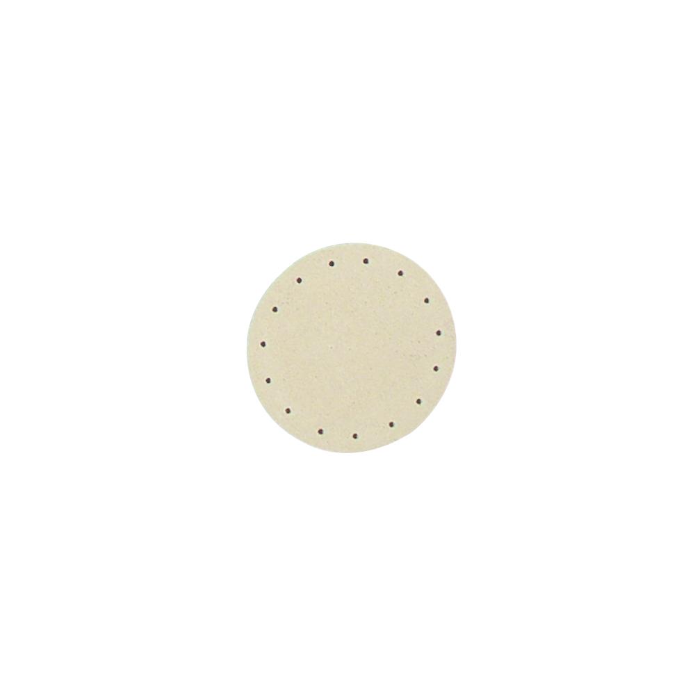 MDF-Korbflechtboden, 10cm ø, rund, Löcher ø 3mm