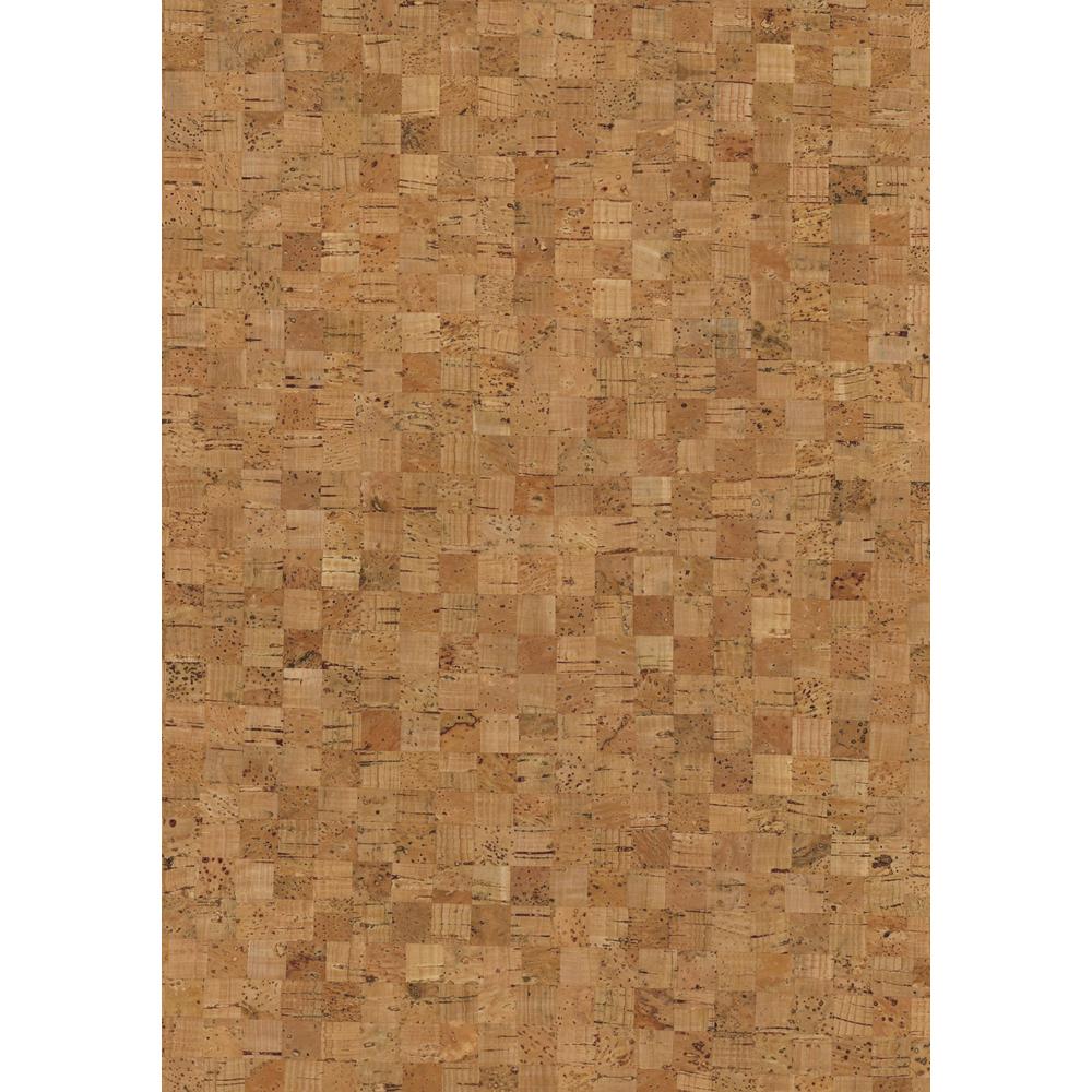 Korkstoff Mosaik gerollt, 45x30cm, 0,5 mm Stärke, Box 1Rolle