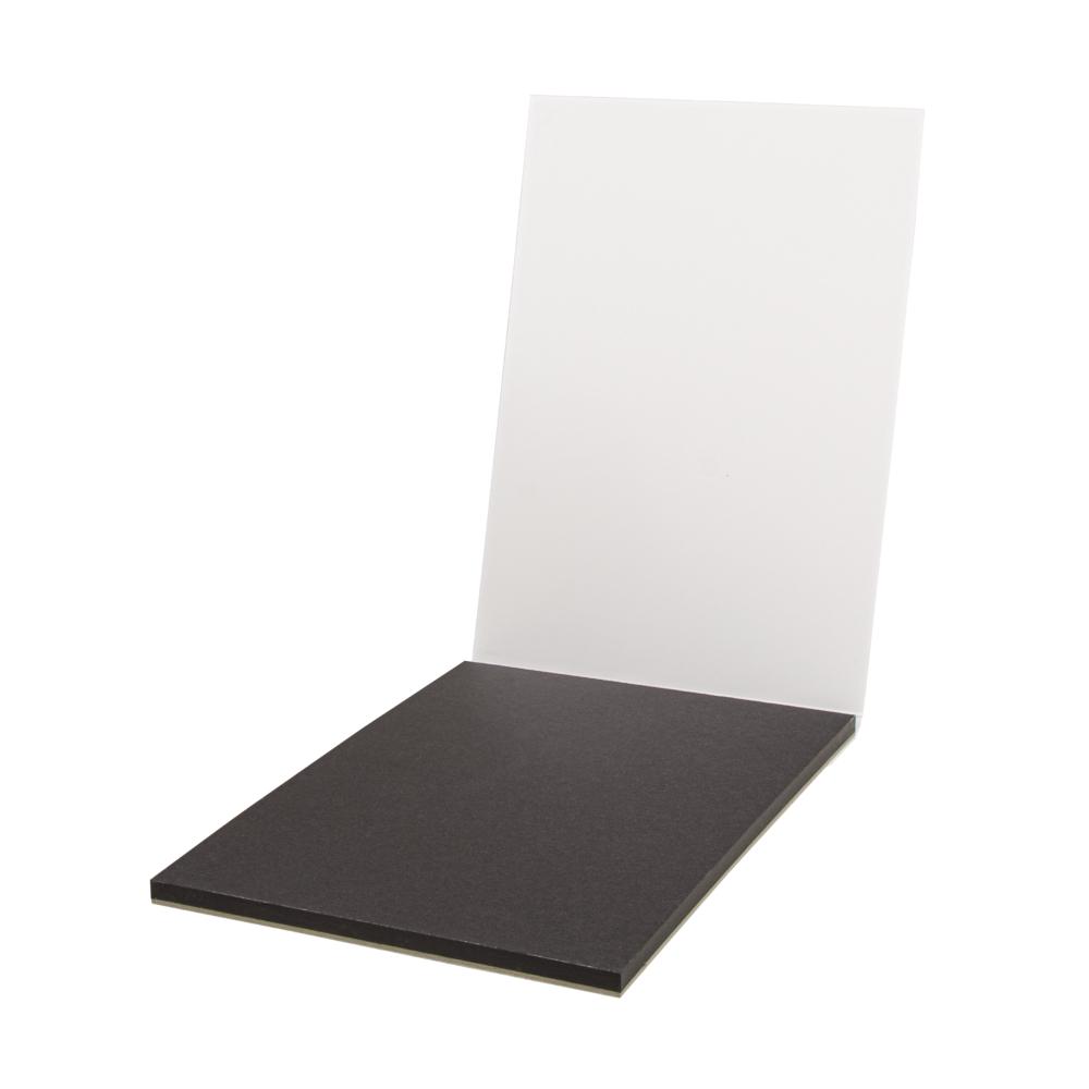 Watercolour/Mixed Med.Block,FSC Rec.Cred, 150x210mm, 270 g/m², 15 Blatt, geleimt, schwarz
