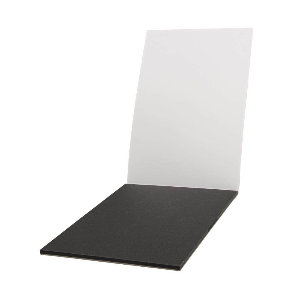 Watercolour/Mixed Med.Block,FSC Rec.Cred, 210x300mm, 270 g/m², 15 Blatt, geleimt, schwarz