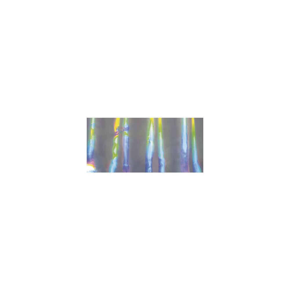 Spiegelfolie, Hologramm, 20x30cm, SB-Btl 1Stück, silber