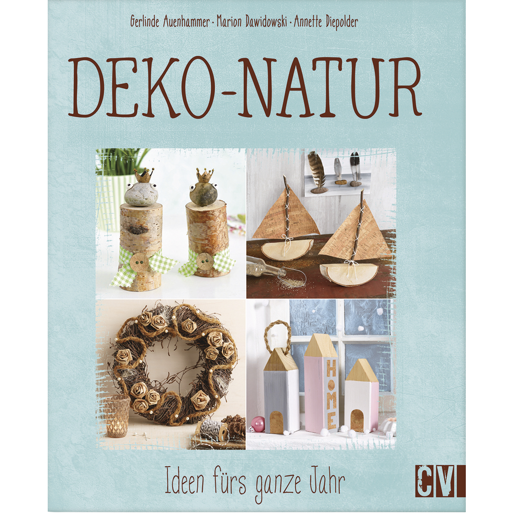 Buch: Deko-Natur, Hardcover,nur in deutscher Sprache
