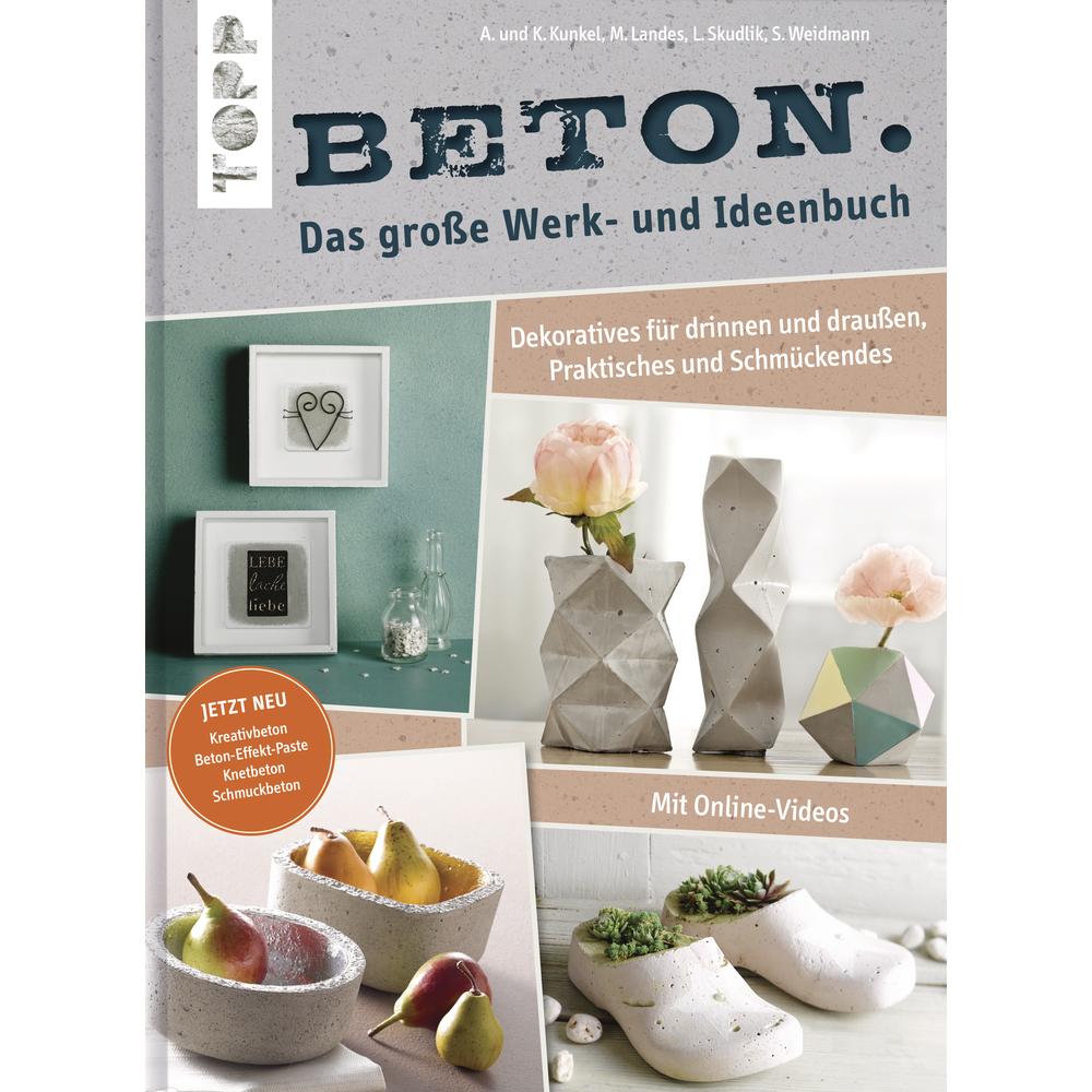 Buch: Beton, Hardcover,nur in deutscher Sprache