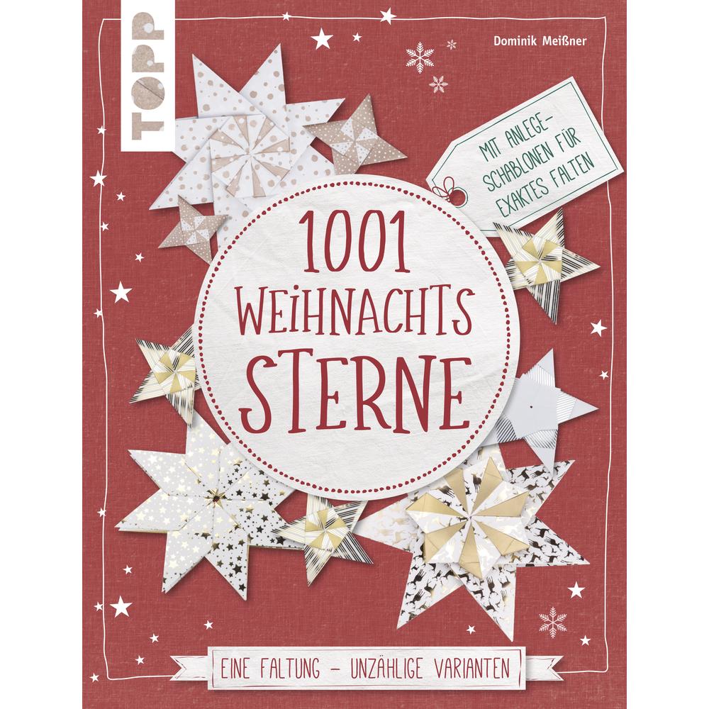Buch: 1001 Weihn.Sterne, nur in deutscher Sprache