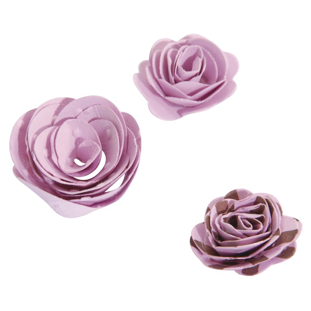 Sizzix Bigz Schablone, Flowers 3D, SB-Blisterbox 1Stück, 2,5x1,3x1,9cm, 2,9x1,9x2,9cm