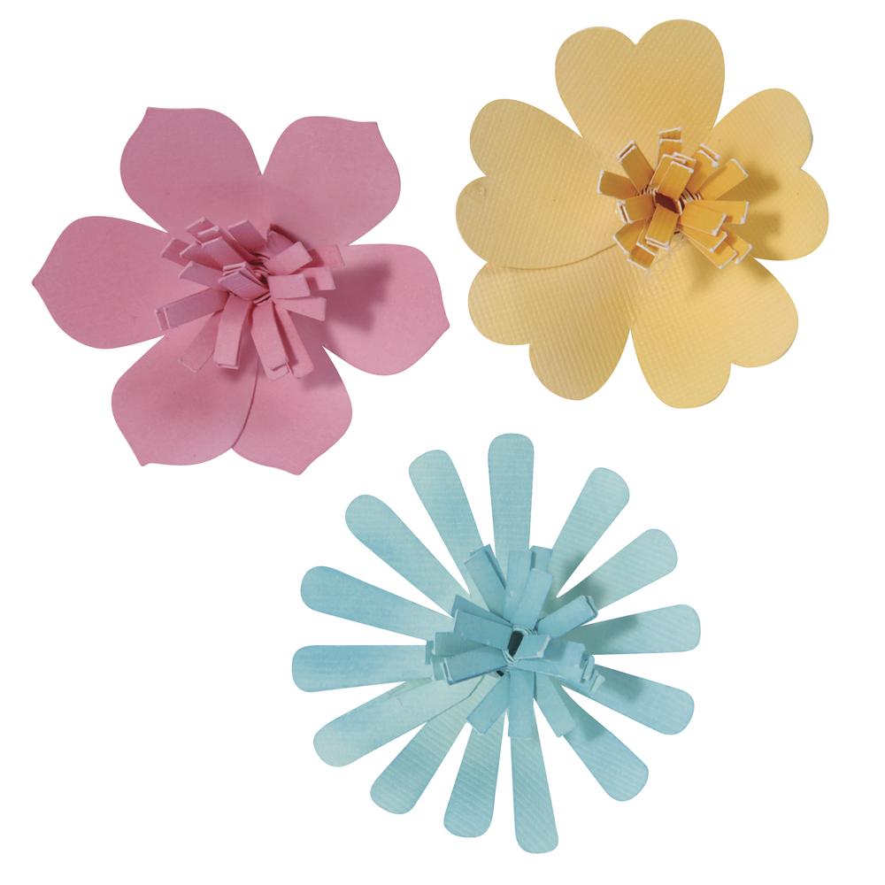 Sizzix Bigz Schablone Flower 2