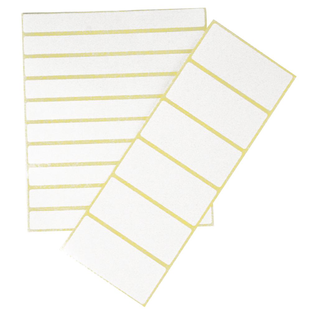 Etiketten für farbige Umschläge, SB-Btl. 22 Stück
