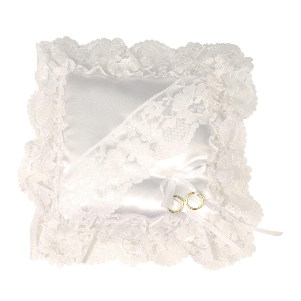 Ehering-Kissen, 20x20 cm