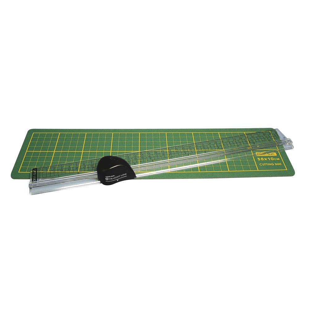 Rollenschneidegerät, für Papier, mit 1 Schneiderolle