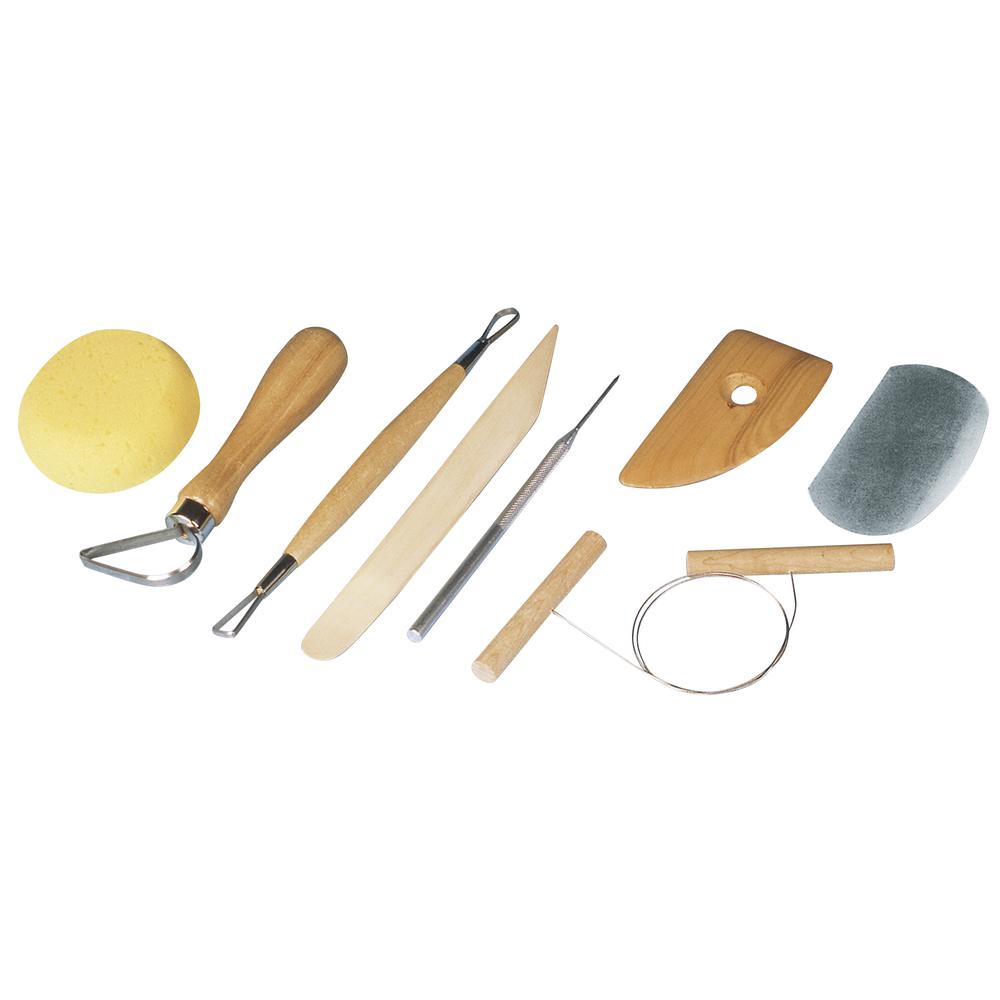 Modellierwerkzeug, SB-Btl 8Stück