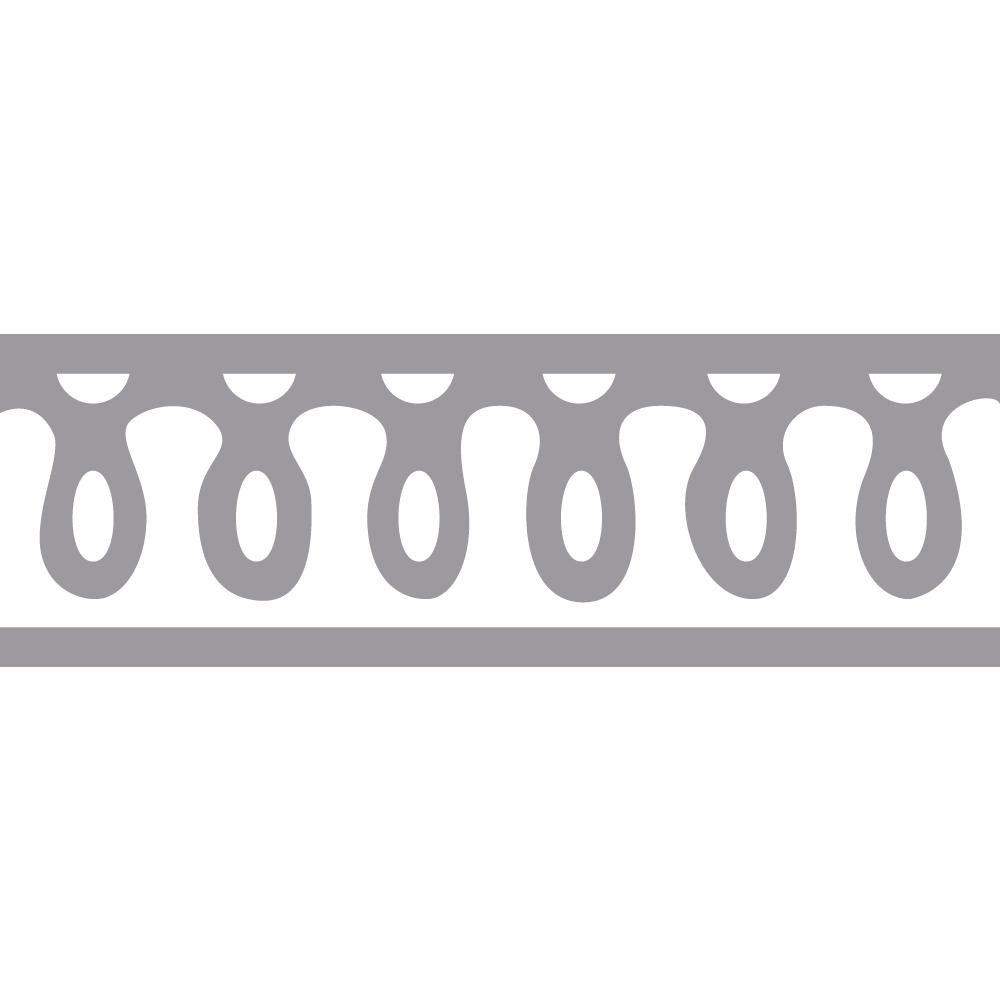 Bordüren-Stanzer - Spirale, 4,5x1,1cm, Geeignet f.Karton bis 200g/m²