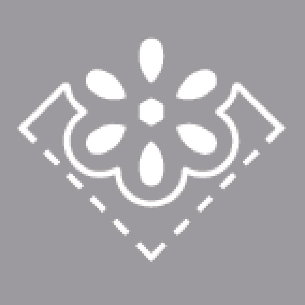 Eckstanzer: Gänseblümchen, 3,81cm ø, (1,5''), SB-Blister 1Stück