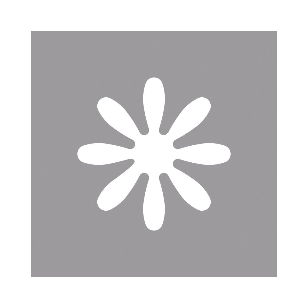 Langarm Stanzer: Gänseblümchen, 1,6cm ø, (5/8''), SB-Blister 1Stück